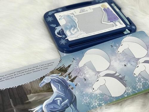 Phidal livre tablette Reine des Neiges 2